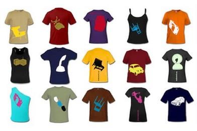 Deux possibilités pour l'impression sur tee-shirt en sérigraphie
