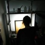 nettoyage et récupération écrans de sérigraphie