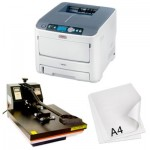 transfert avec une imprimante laser