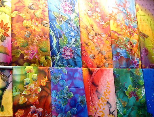 Sérigraphie et impression batik. L'émulsion peut-elle être appliquée au pinceau ?