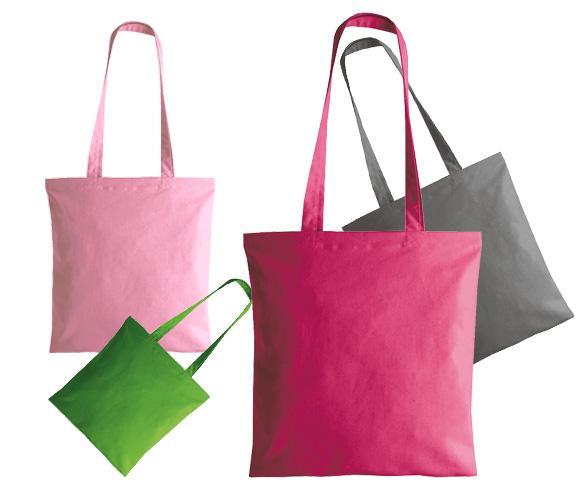 Imprimer en deux couleurs sur sac shopper en coton