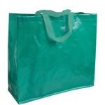 impression sur sacs en PVC