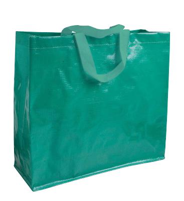 Impression en sérigraphie sur des sacs en PVC