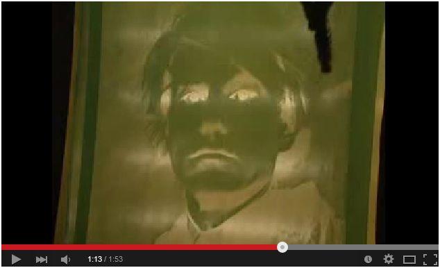 Vidéo. Andy Warhol sérigraphié!