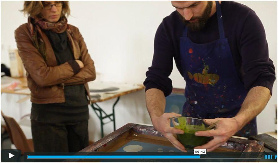 Vidéo. Les Concasseurs Atelier