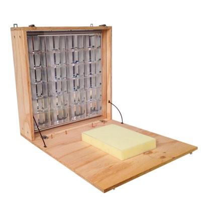 Machine d'insolation Eco. Caractéristiques et fonctionnement