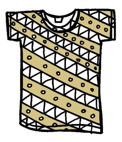 Imprimer en sérigraphie sur toute la surface du tee-shirt : est-ce possible ?
