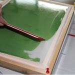 emulsion serigraphie