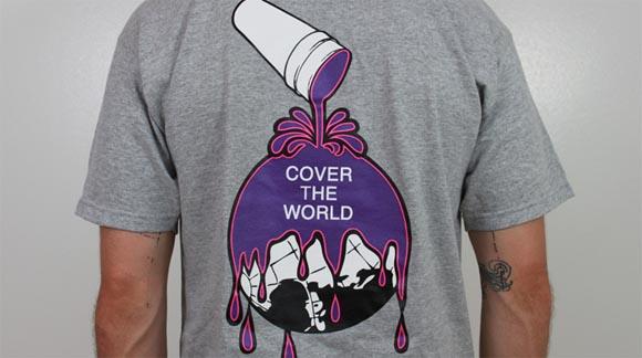 Comment procéder avec l'émulsion spécial épaisseur et le plastisol sur tee-shirt en coton ?