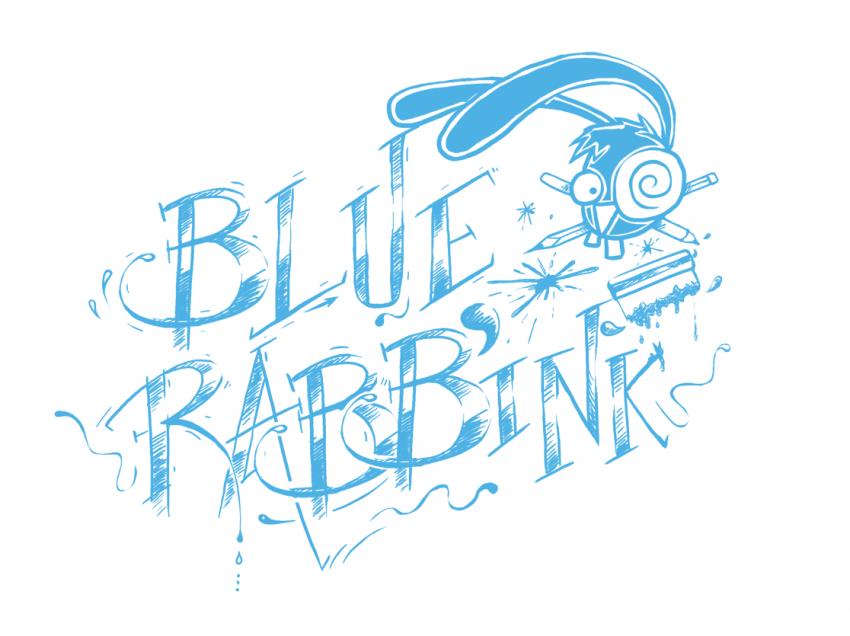 Blue Rabb'Ink (St Sebastien Loire)