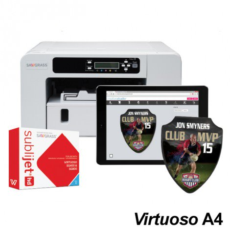 Choisir le bon équipement pour imprimer en sublimation