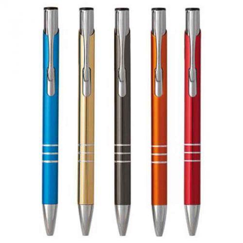 L'encre la plus adaptée pour imprimer des stylos en aluminium