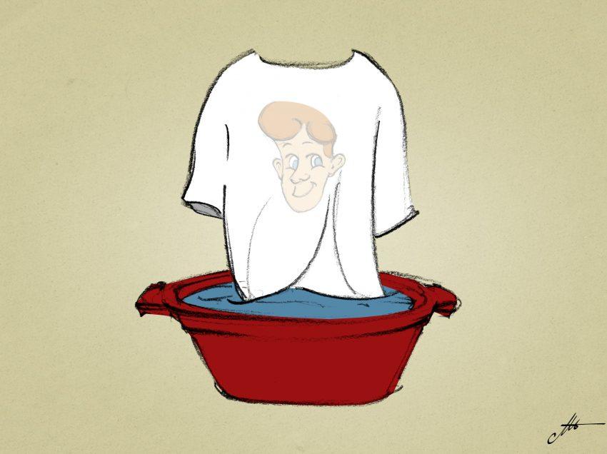 L'encre Plastisol de sérigraphie part au premier lavage. Comment résoudre cet inconvénient.