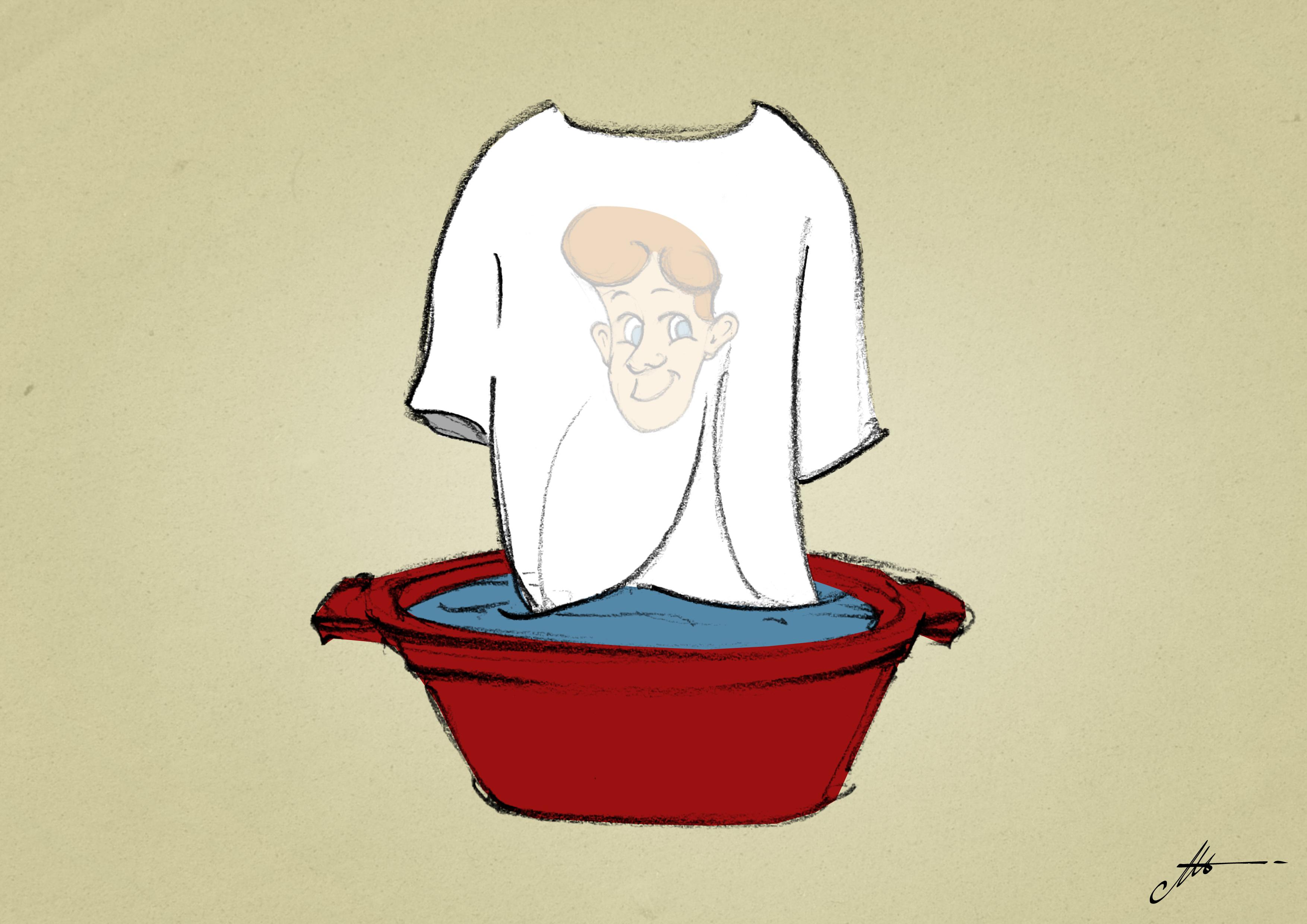 encre Plastisol de sérigraphie part au premier lavage