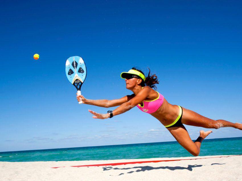 Tout ce dont vous avez besoin pour personnaliser des raquettes de beach tennis