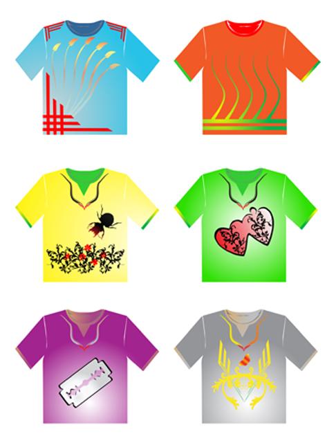 impression sérigraphique sur tee-shirts