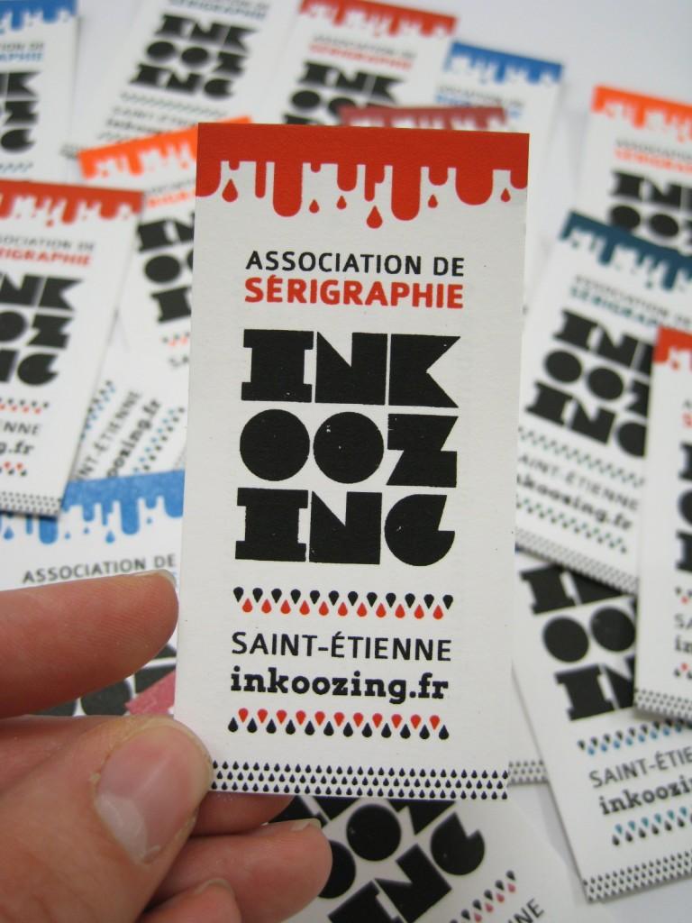 inkoozing association de sérigraphie