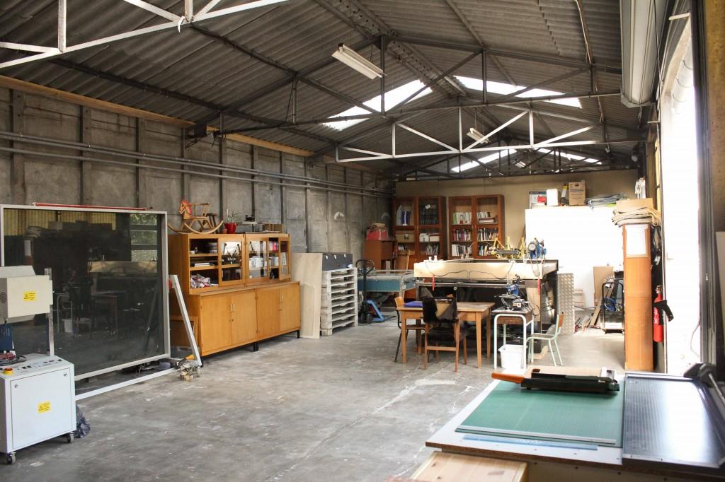 design graphique et atelier de sérigraphie à Nantes