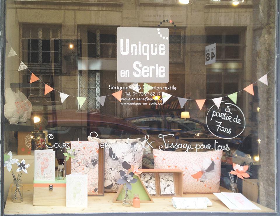Atelier de sérigraphie à Lyon Unique en Série