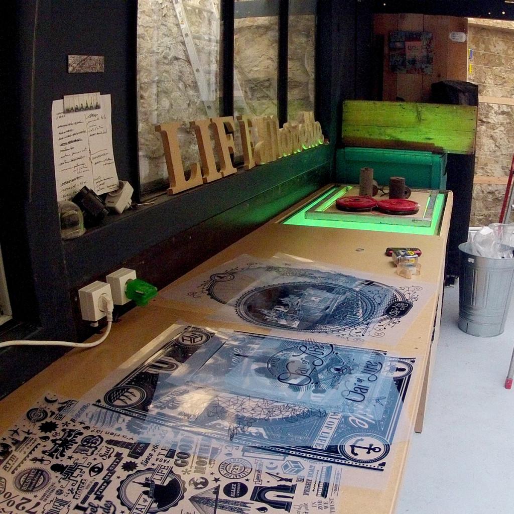 atelier de sérigraphie en marseille