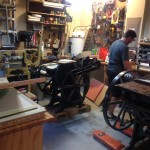 screen printing garage
