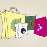 imprimer des sacs en papier shopper sérigraphie